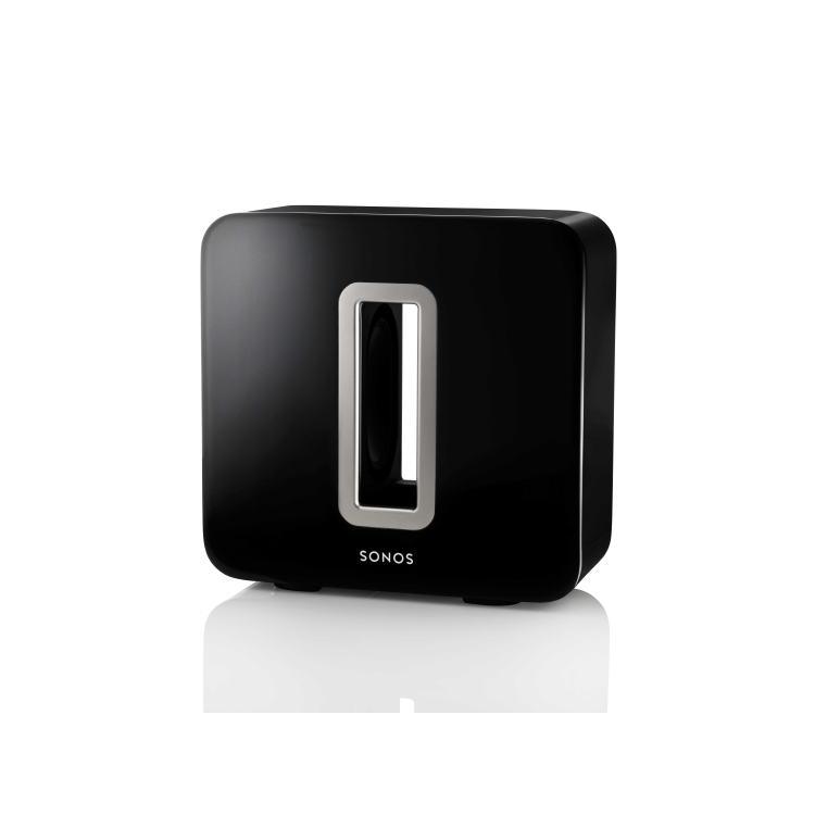 Image of Sonos Sub Savoy Black