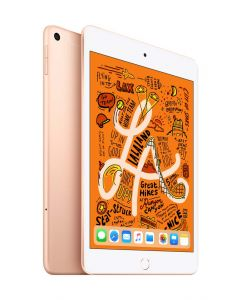 iPad mini 5th Gen Wi-Fi + Cellular 256GB - Gold