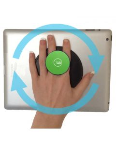 G-Hold Micro Suction Tablet Holder for iPad Green