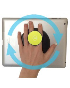 G-Hold Micro Suction Tablet Holder for iPad Yellow