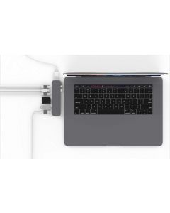 HyperDrive PRO Hub for USB-C MacBook Pro (Space Gray)