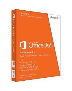 Microsoft Office 365 Home Prem 1 Yr -  6 user Mac/PC/iOS