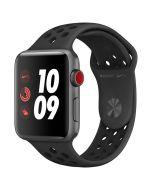 AppleWatch Nike Cellular S3 42mm Grey Alu Anthracite/Black Nike Band