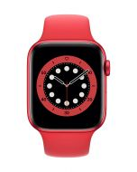 Apple Watch Series 6 44mm Red Alu PRODUCT(RED) Band