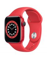 Apple Watch Series 6 Cellular 40mm Red Alu PRODUCT(RED) Band
