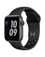 Apple Watch Nike Series 6 Cellular 40mm Grey Alu Anthracite/Black Nike Band