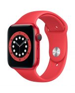 Apple Watch Series 6 Cellular 44mm Red Alu PRODUCT(RED) Band