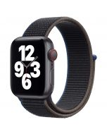 Apple Watch SE Cellular 40mm Grey Alu Charcoal Loop
