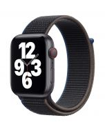 Apple Watch SE Cellular 44mm Grey Alu Charcoal Loop