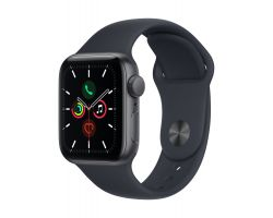 Apple Watch SE 40mm Grey Alu Midnight Band