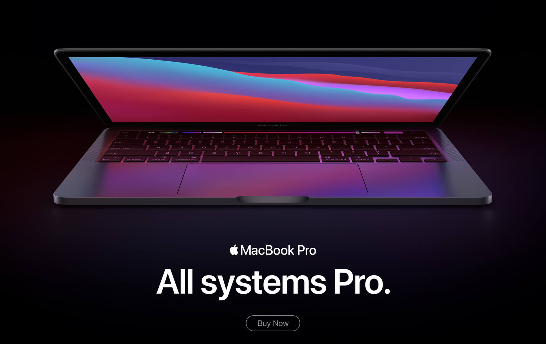 MacBook Pro. All systems Pro