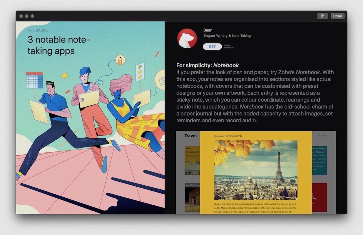 Mac App Store Article