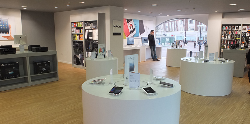 Apple Store Hull Krcs