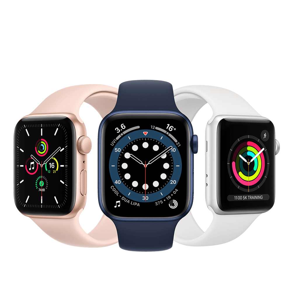 SSave 2% on any Apple Watch. All models of Watch, including the latest Series 6, SE and Nike models.