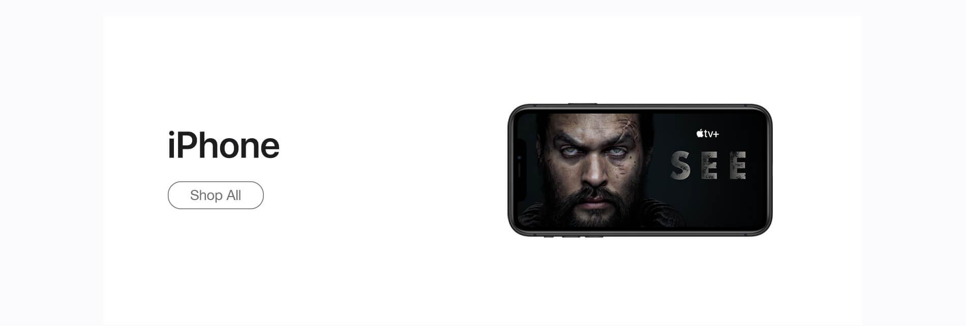 iPhone, Apple TV+