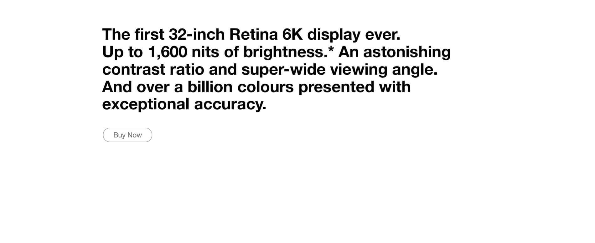 Buy Pro Display XDR
