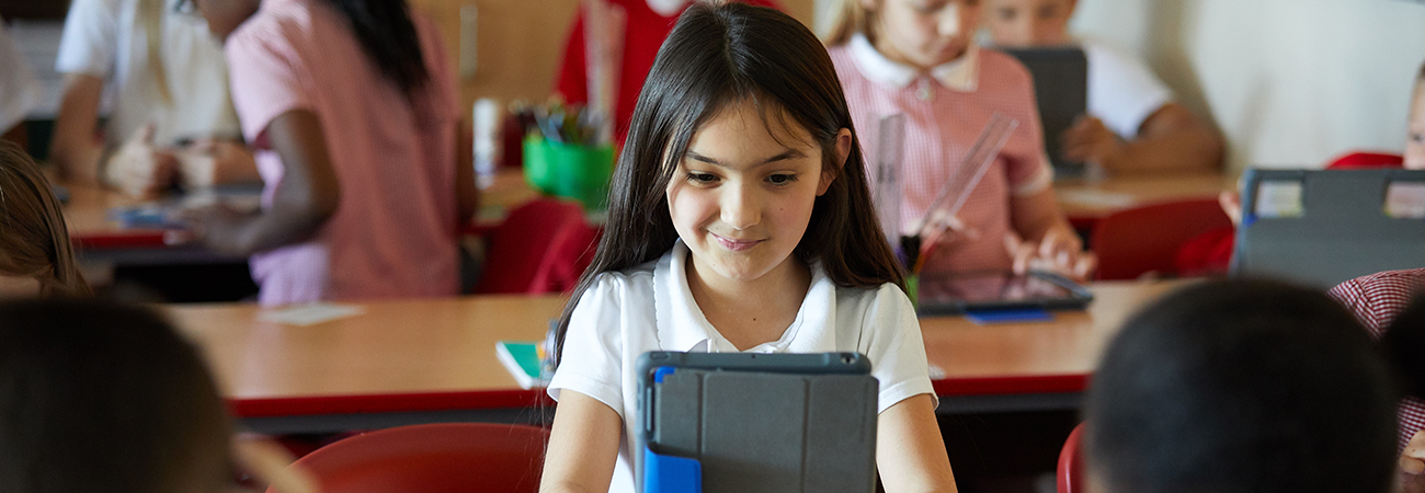 Inspire teaching and learning with iPad