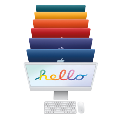 Save 5% and get 12 months interest free credit on any Mac over £1,000