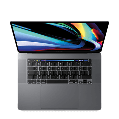 NEW 16-inch MacBook Pro with Touch Bar
