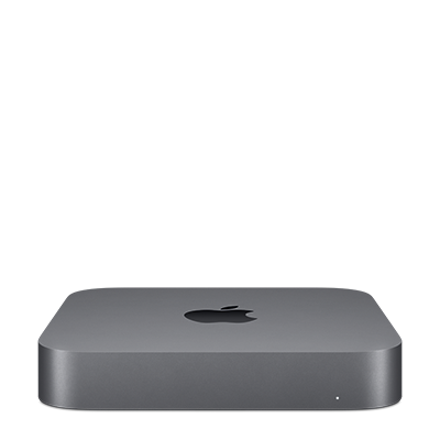 The new Apple Mac mini