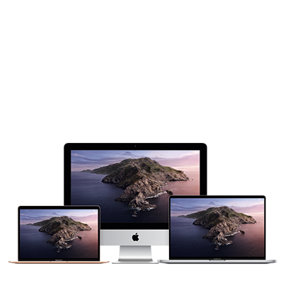Students save 10% on ANY Mac