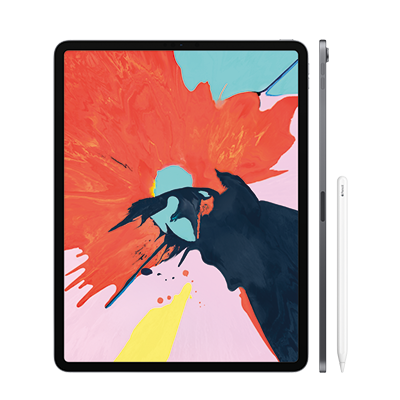 The new iPad Pro 12.9-inch 3rd Gen