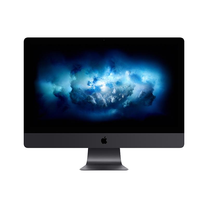 iMac Pro. Power to the Pro.