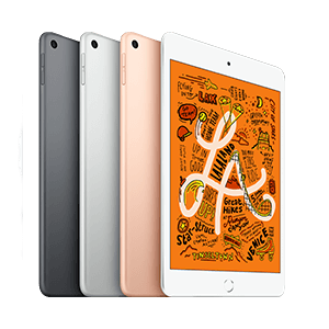 iPad mini 5th Gen with A12 Bionic