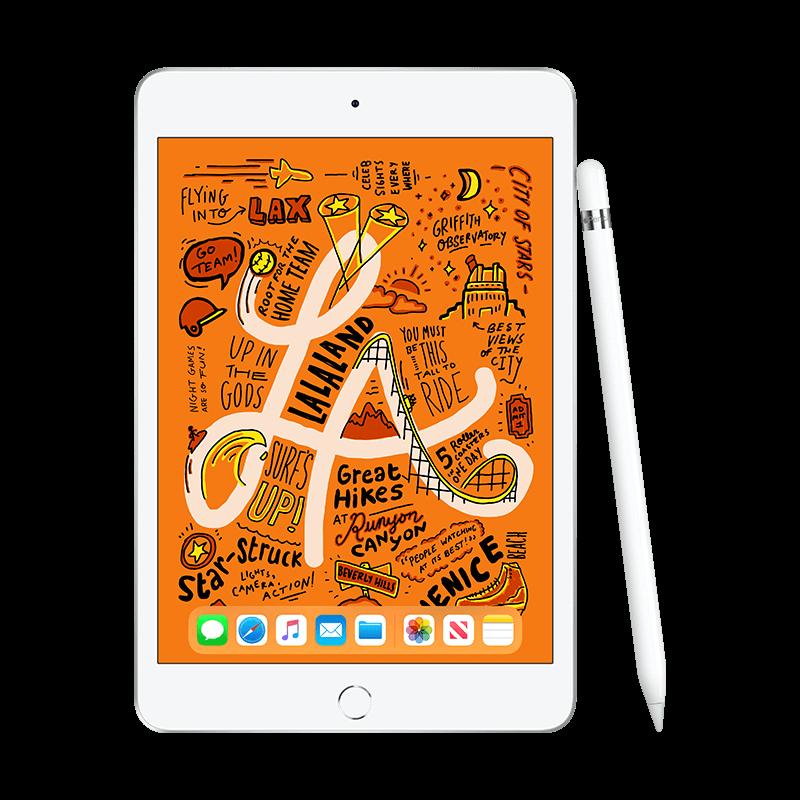 iPad mini 5th Gen with Apple Pencil