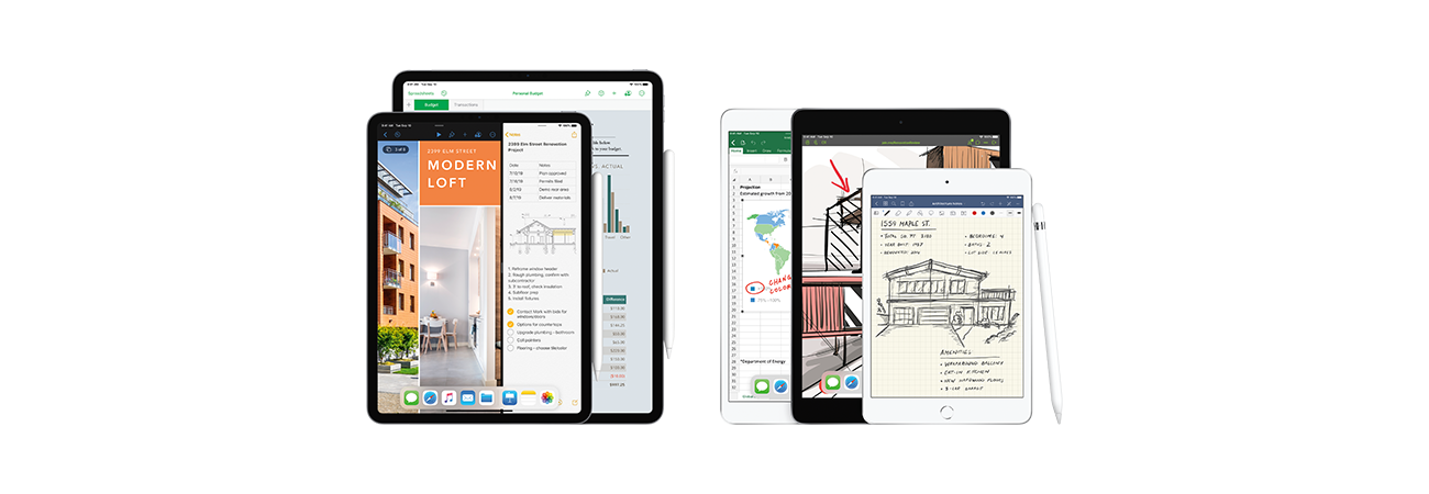 iPad BusinessClass Rental