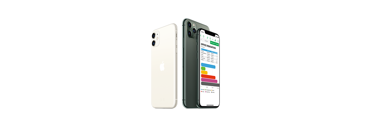 iPhone BusinessClass Rental