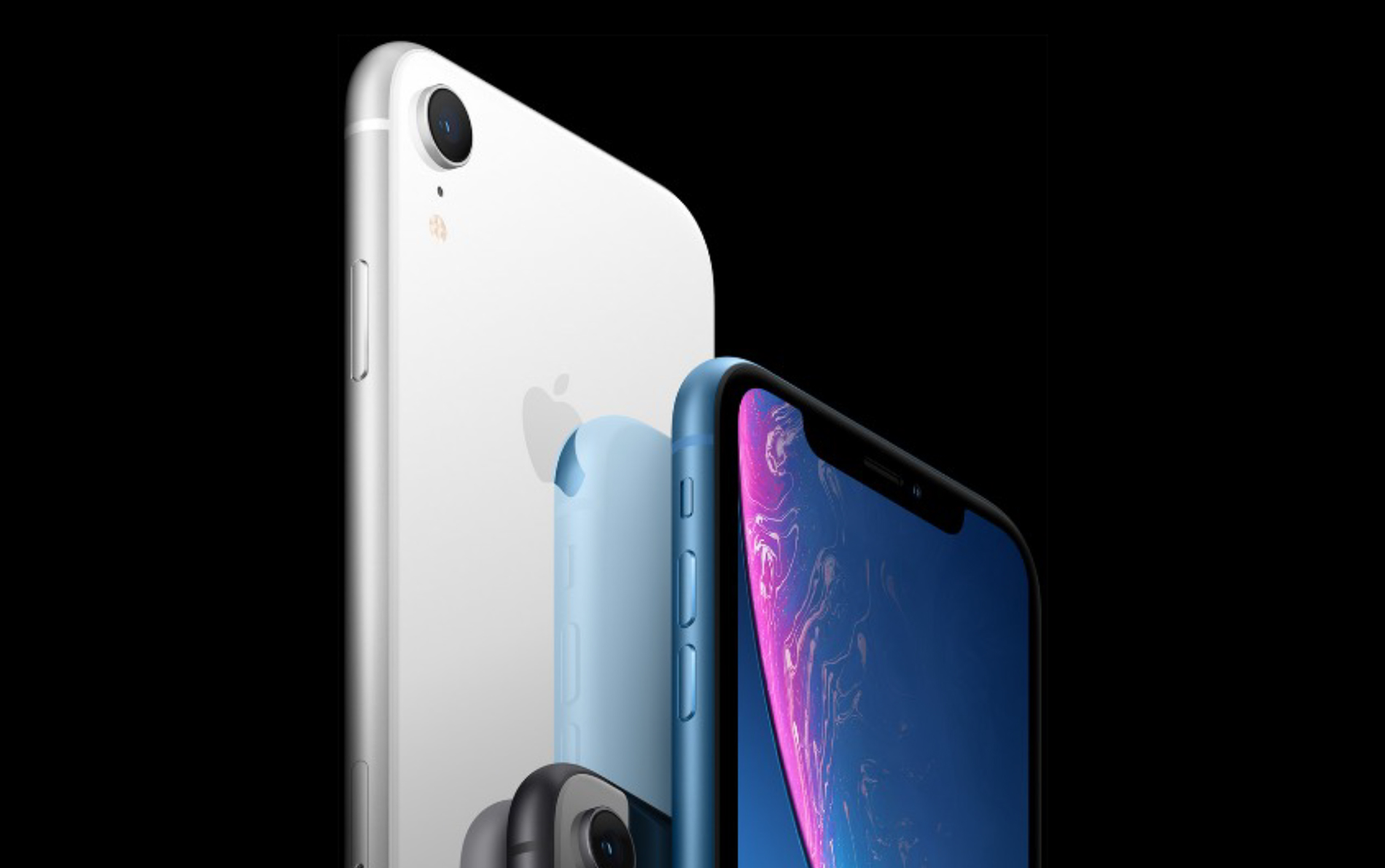 iPhone XR. Brilliant. In every way.