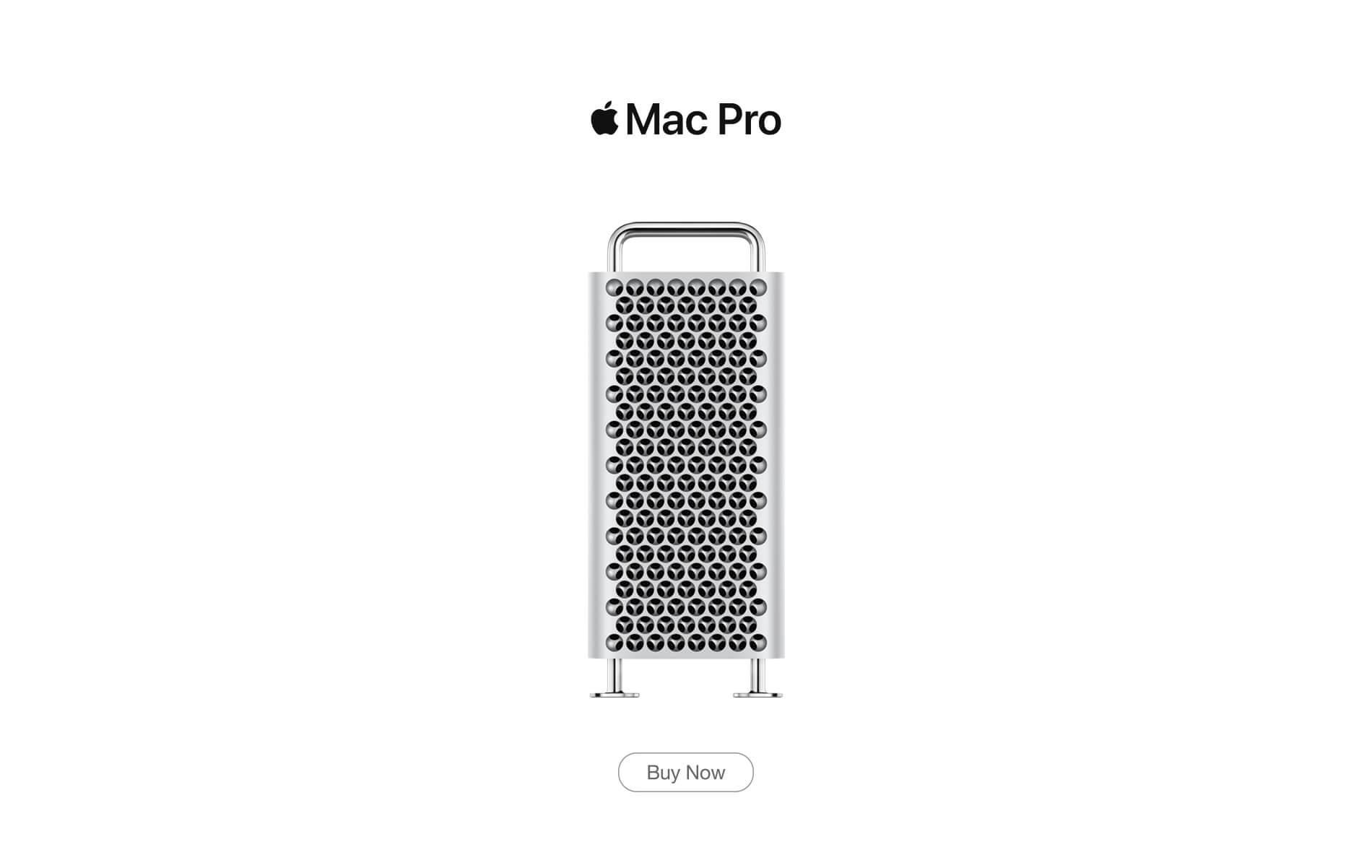 Buy Mac Pro